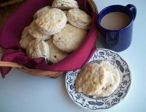 coffee n scones