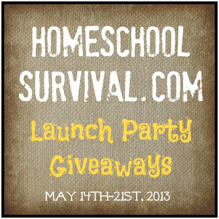 Today is Launch Day for Homeschool Survival