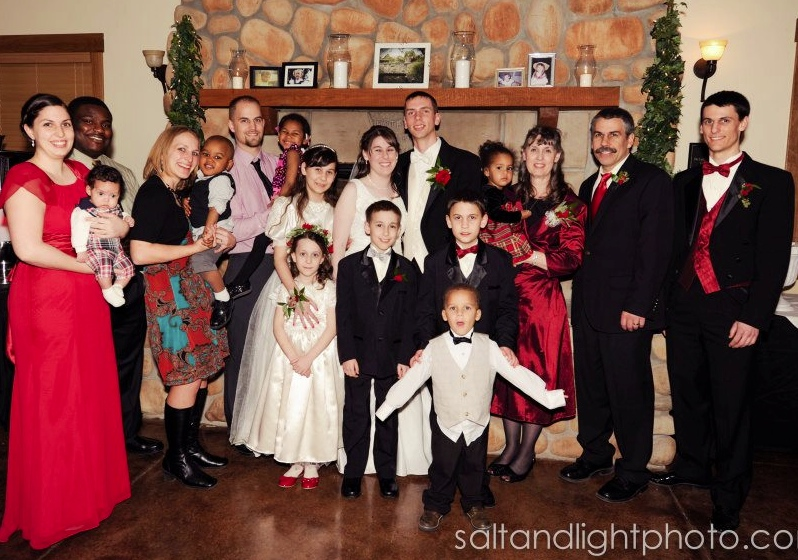 Our Family | Apron Strings & other things