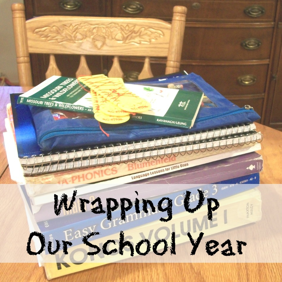 Wrapping Up Another School Year