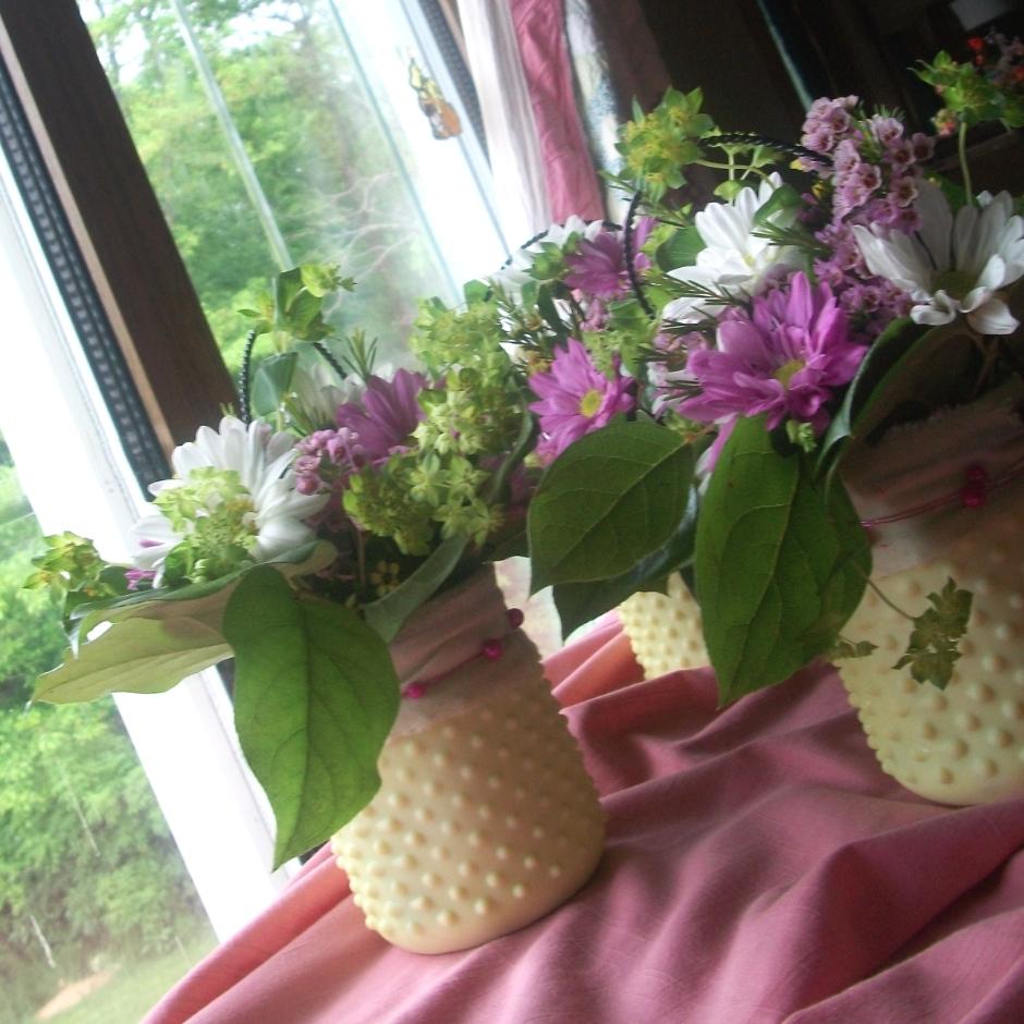 Flower Arranging 1