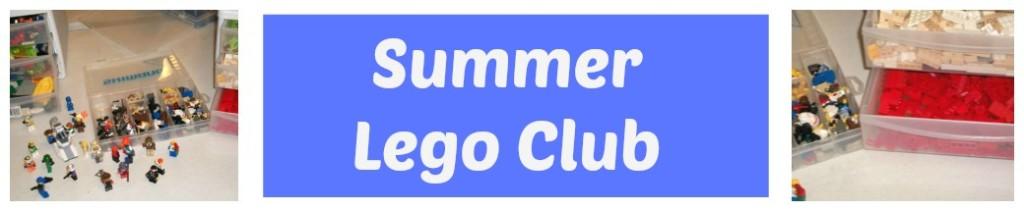 Lego Club Banner