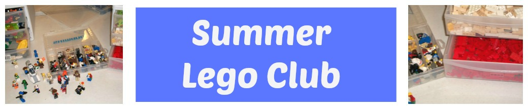 Summer Fun – Lego Club