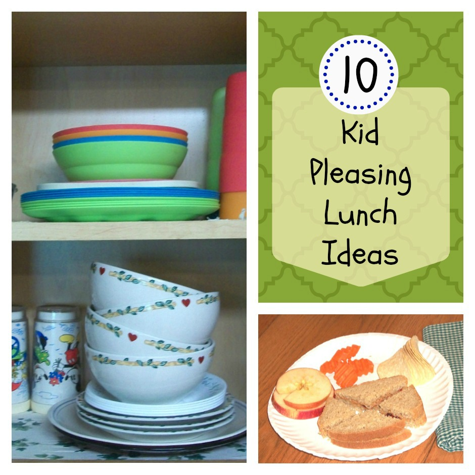 Kid Pleasing Lunch Ideas - Apron Strings & other things