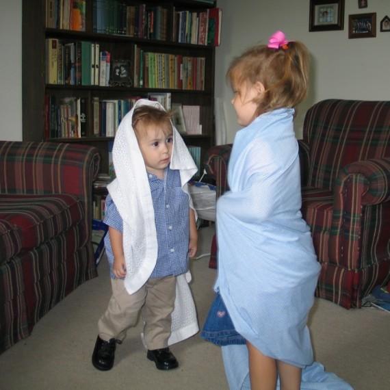Mary and Joseph 2