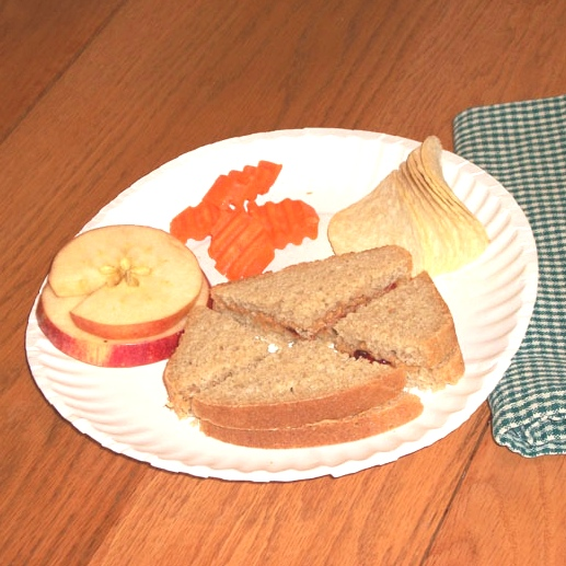 fun lunch idea for kids - Apron Strings & other things