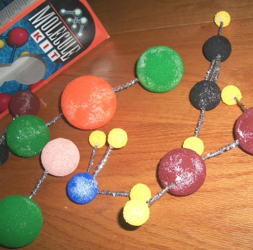 summer education molecules