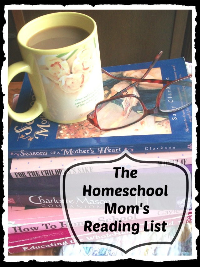 Homeschool Moms Reading List