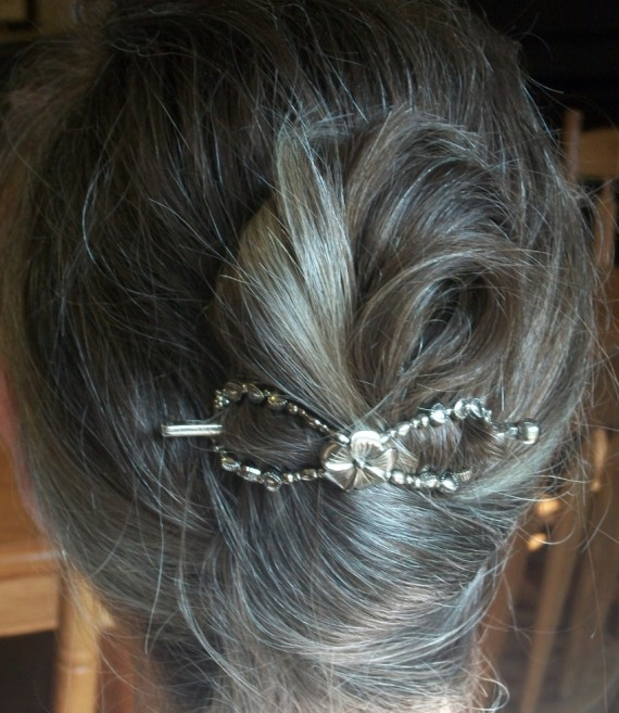 Lilla Rose medium flexi clip