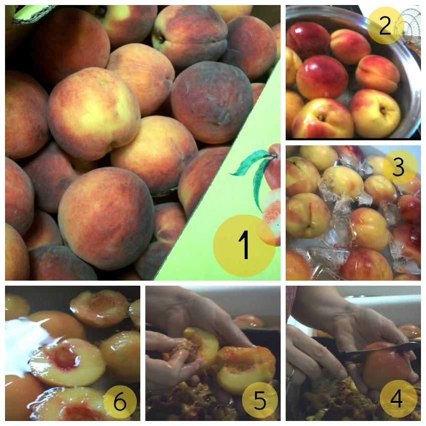 Making Peach Preserves 1