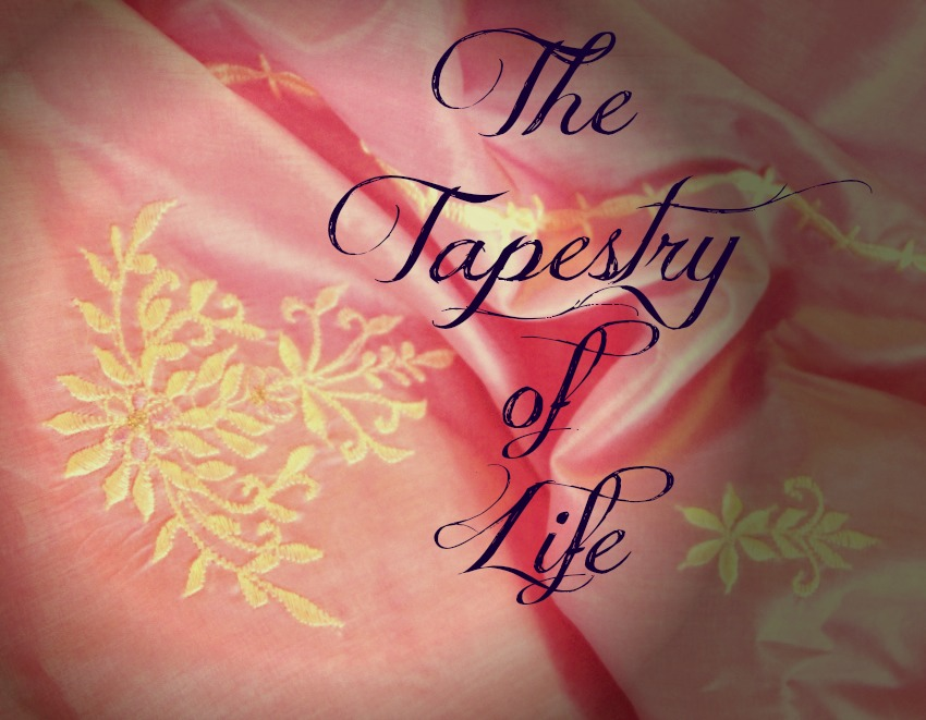 Life is Like a Tapestry - Apron Strings & other things