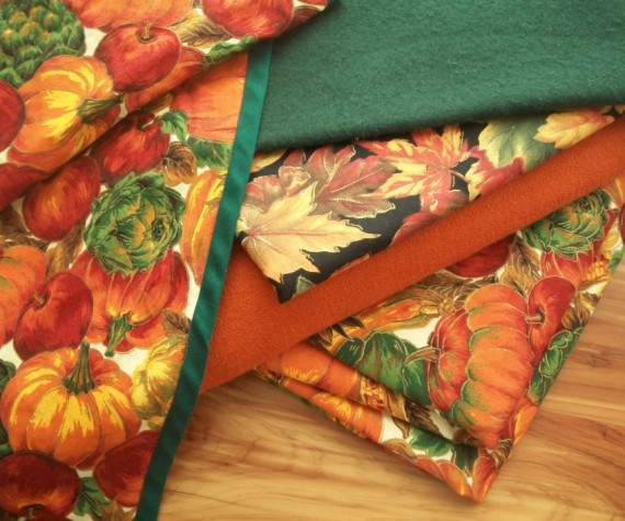 Autumn Sewing