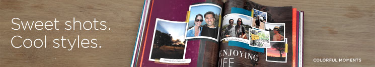 Photo Books Created by You at Shutterfly