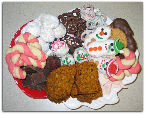 Christmas Cookies Gifts from Kitchen  Apron Strings other things