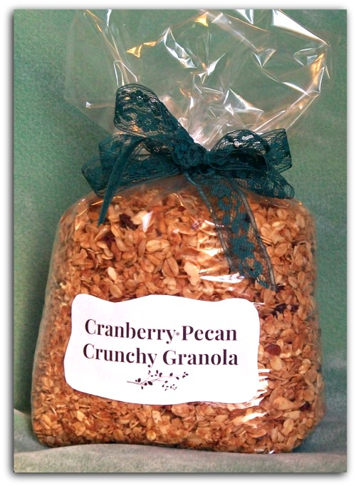 Granola Gift from the Kitchen \ Apron Strings other things