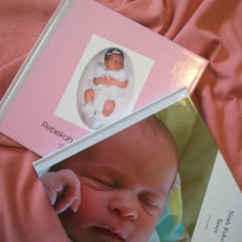 Shutterfly Baby Books | Apron Strings & other things