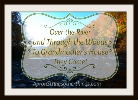 To Grandmothers House | Apron Strings other things