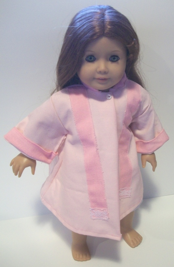 Doll Clothes for Christmas