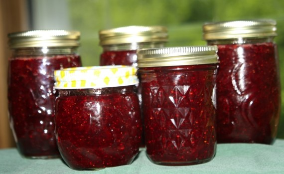 jelly jars | Apron Strings other things