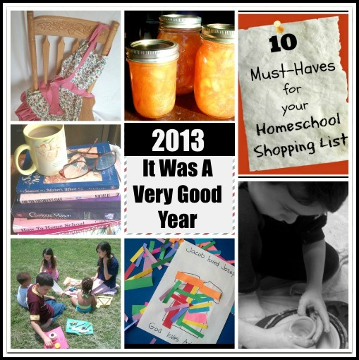 2013 roundup | Apron Strings & other things