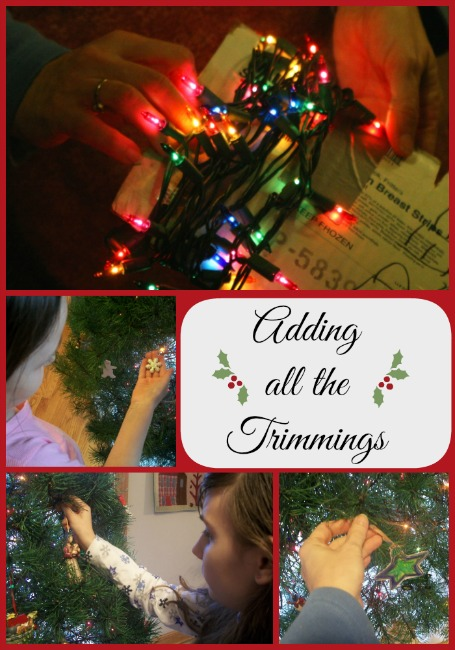 Christmas Ornament Tradition 2 | Apron Strings & other things