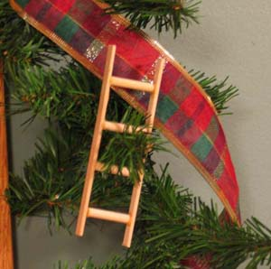 Jesse Tree Day 6 Jacob's Ladder | Apron Strings & other things