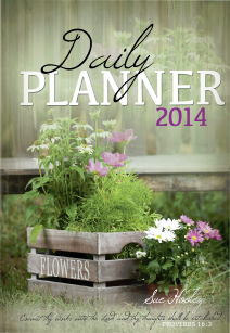 Day Planner 2014 | Apron Strings & other things