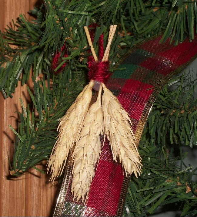 Jesse Tree Day 10   Apron String & other things