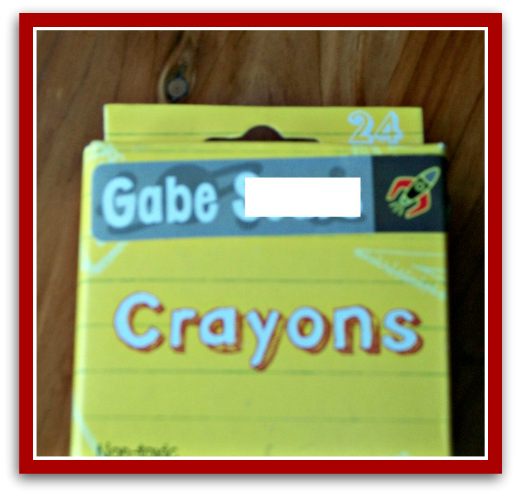 labels for school | Apron Strings & other things(1)