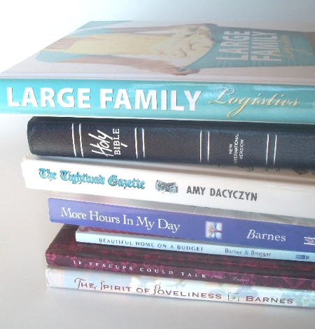 Homemaker Books | Apron Strings & other things