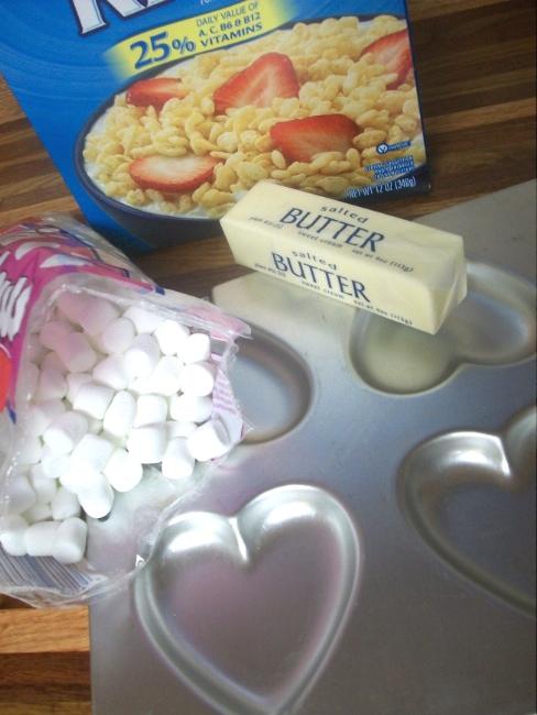 Valentine Rice Krispies 6