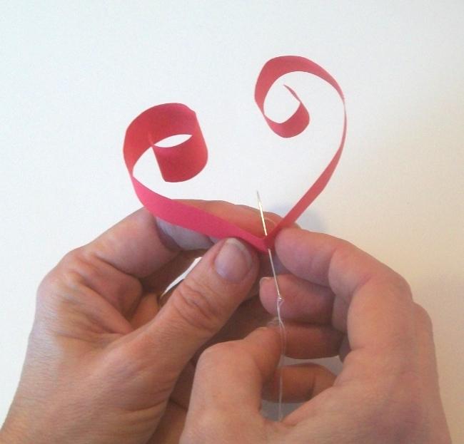 Valentine Streamer 6