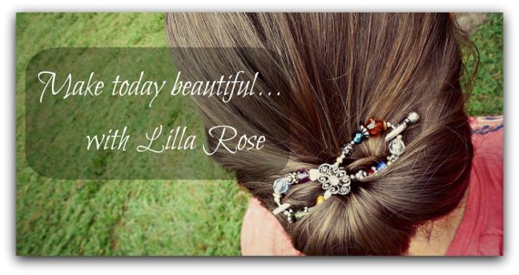 Beautiful Lilla Rose - Apron Strings