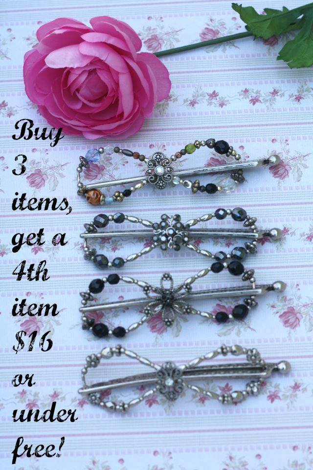 Buy3Get1 Lilla Rose/Apron Strings