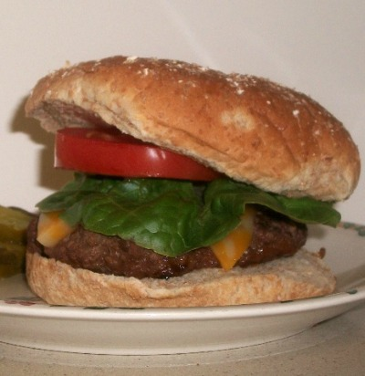 Hamburger - Apron Strings & other things