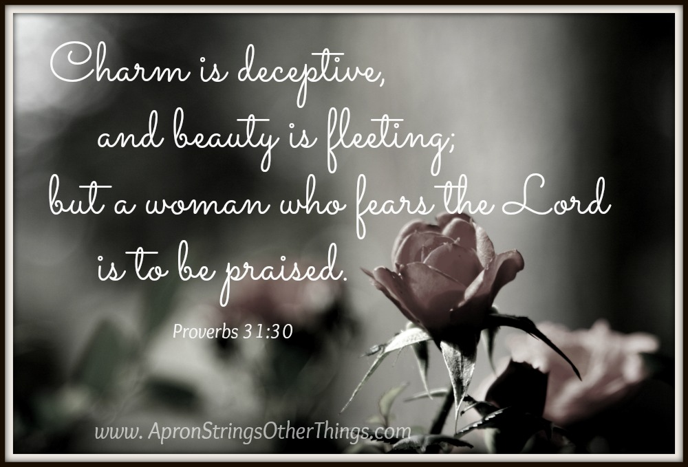 The Homemaker According to Proverbs 31