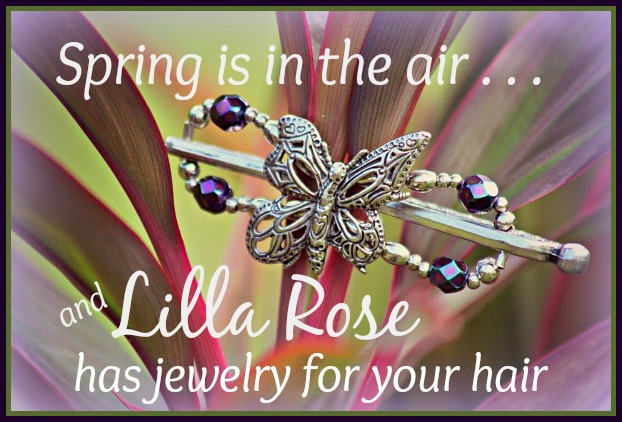 Celebrate Spring! a Lilla Rose Mystery Hostess Party