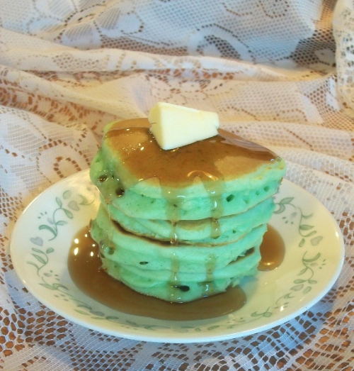 St Patricks Day Pancakes | Apron Strings other things