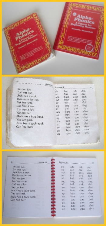 Alpha Phonics old and new Apron Strings & other things