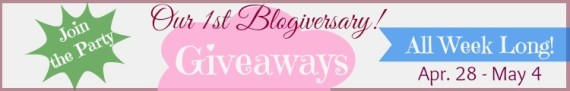 Blogiversary Banner - Apron Strings & Other Things