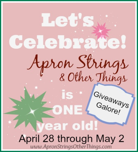 Blogiversary at Apron Springs & other things