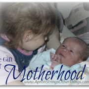 The Gift of Motherhood & Hearts for Home Blog Hop