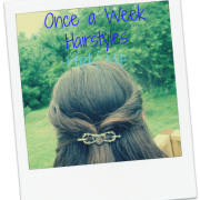Once a Week Hairstyles #5