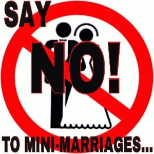mini marriages