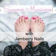Jamberry Nails Review Giveaway at Apron Strings & other things