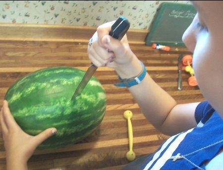 watermelon vase 3