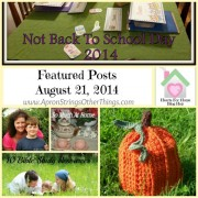 HFH Featured 8.21.14 Apron Strings & other things