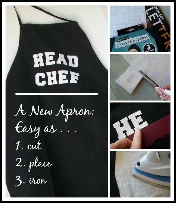 Quick Easy Apron Gift - Apron Strings & other things