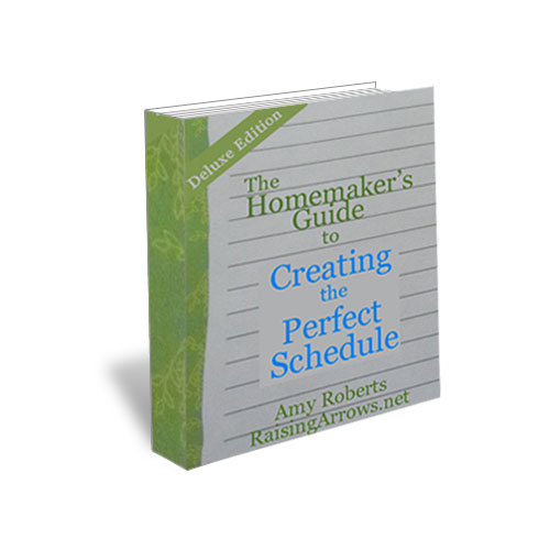 The-Homemakers-Guide-to-Creating-the-Perfect-Schedule