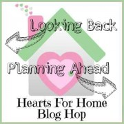New Years Hearts for Home Blog Hop - Apron STrings other things